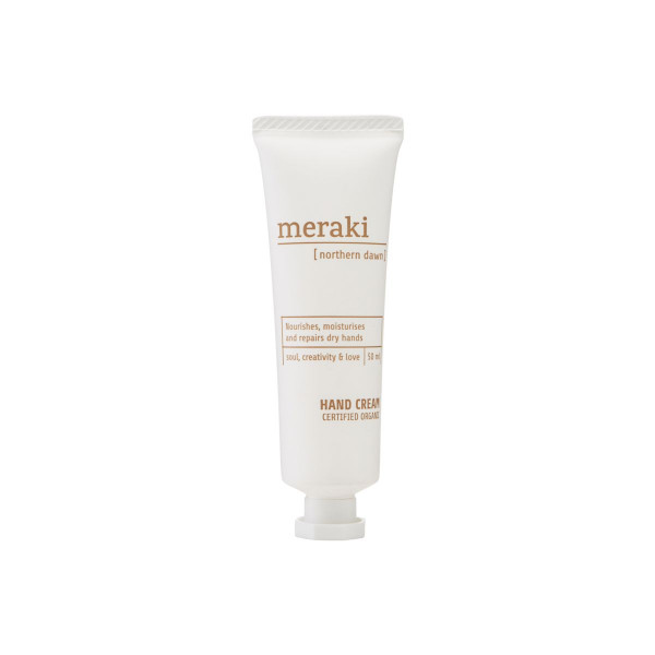 Meraki, Bio Hand Cream, Northern Dawn