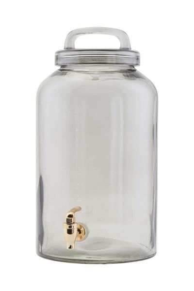 House Doctor - Beverage dispenser, Ice cold, Grey