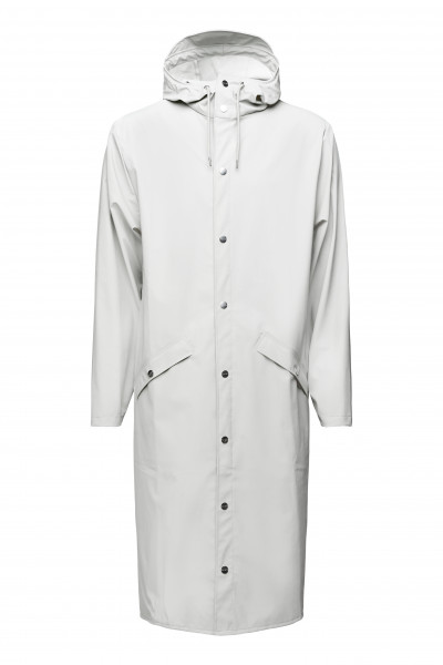 Rains, Longer Jacket, Off White