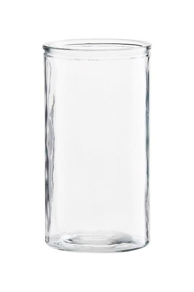 House Doctor, Vase, Cylinder, Clear