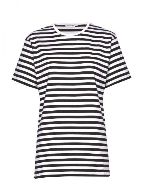 Marimekko, Lyhythiha Shirt, Black/White