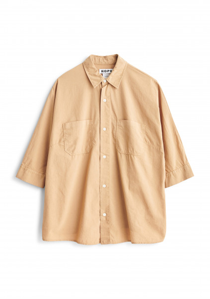 HOPE, Way Shirt, Cooper Beige