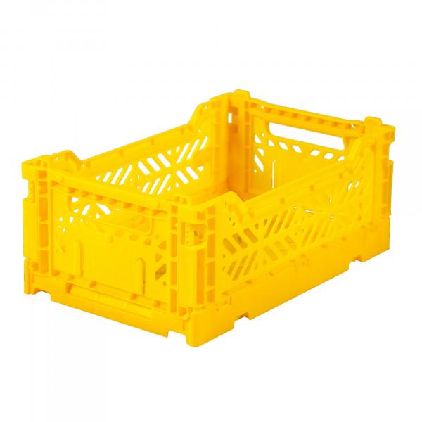 Klappbox, Mini, Yellow