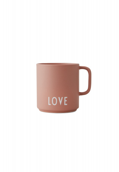 Design Letters, Favourite cups with handle, LOVE