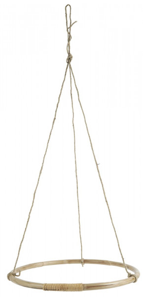 Ib Laursen, Bambushänger mit Juteschnur