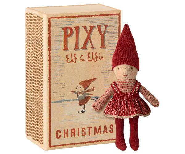 Maileg, Pixy Elfie in Box