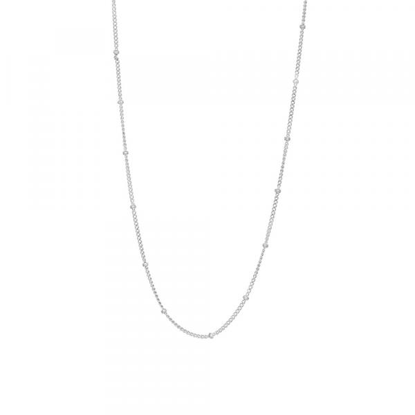 Nordahl, Halskette LINE - Silber