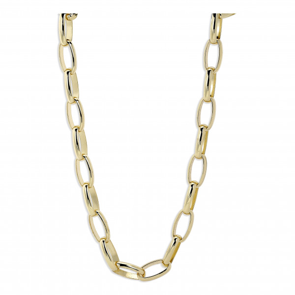 Pilgrim, Ran Halskette, vergoldet