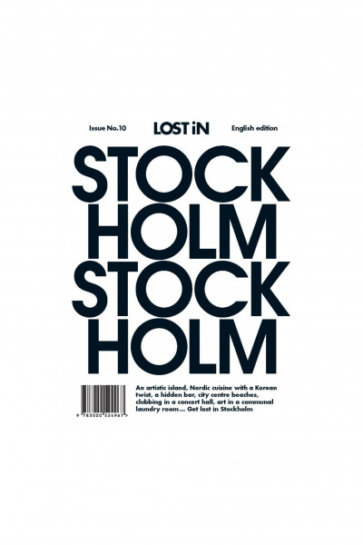 LOST IN Stockholm City Guide