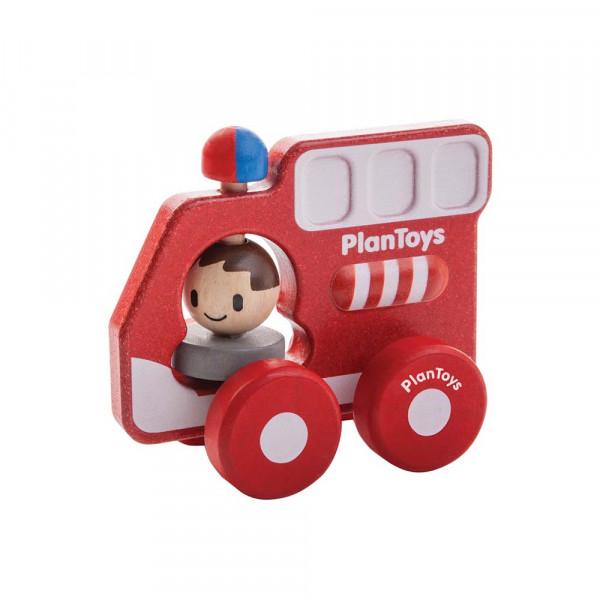 Plan Toys, Feuerwehrauto Greifling