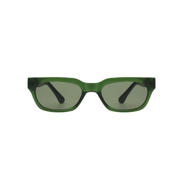 A. Kjærbede, Bror, Dark Green Transparent