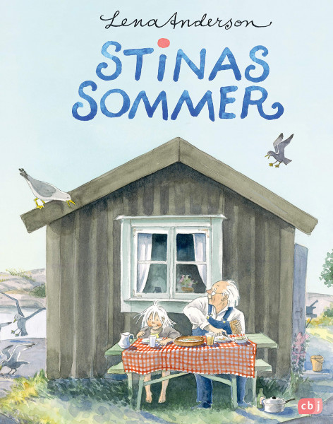 """""""Stinas Sommer"""" von Lena Anderson"""