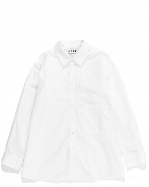 HOPE, Elma Shirt, White