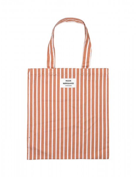 Mads Norgaard, Canvas Twill, Apricot/White