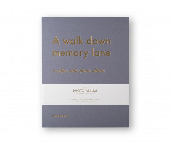 PrintWorks - Photo Album - A walk down memory lane (L)