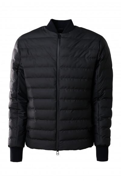Rains, Trekker Jacket, Black