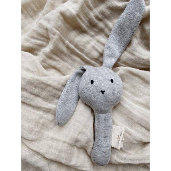 Konges Slojd, Activity Handy Rabbit, Grey