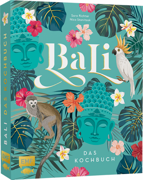 BALI - THE COOKBOOK