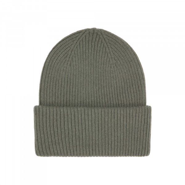 Merino Wool Hat, Dusty Olive
