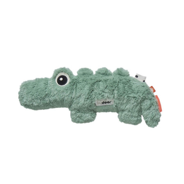 Done By Deer, Cuddle Cute, Croco, Green