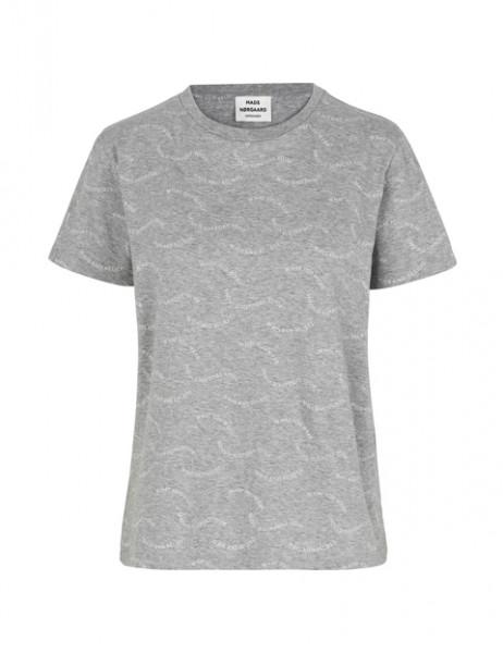 Mads Norgaard, Single Organic Trenda P Grey melange/White