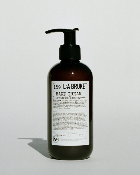 "L:A Bruket No.159 ""Hand Cream"" Lemongrass 250 ml"
