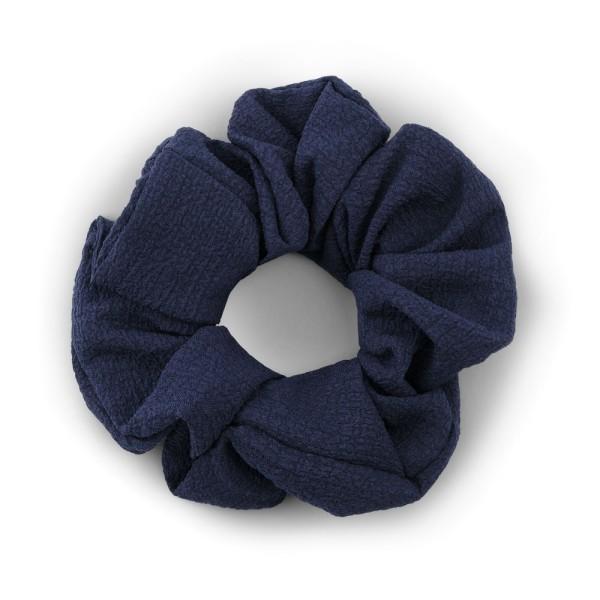 Sui Ava, Cille Dream Scrunchie, Dark Blue