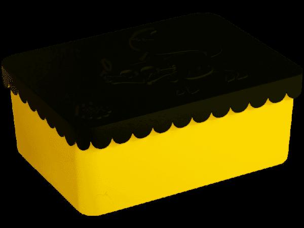 "BLA FRE ""Lunchbox"" Fox, Yellow"