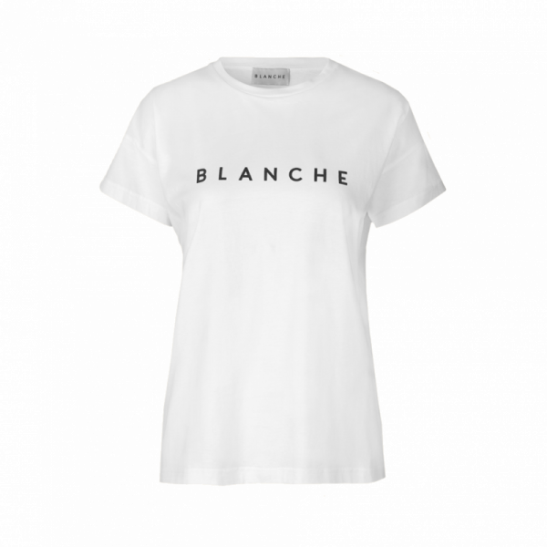 BLANCHE, Main T-shirt/Top, White