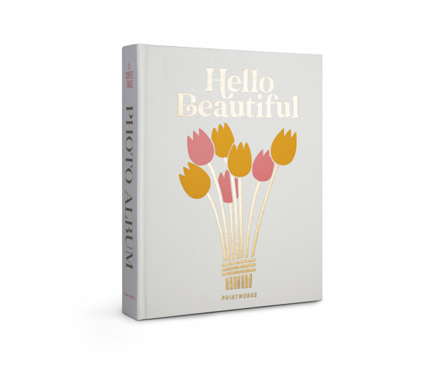 Photo Album - Hello Beautiful (L)