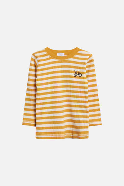 Hust&Claire, Asp, T-Shirt, Turmeric (98-116)