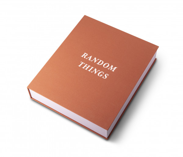 PrintWorks - Random Things Box - Dusty Rose