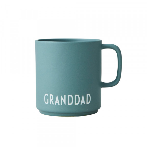 Design Letters, Favourite cups with handle, GRANDDAD