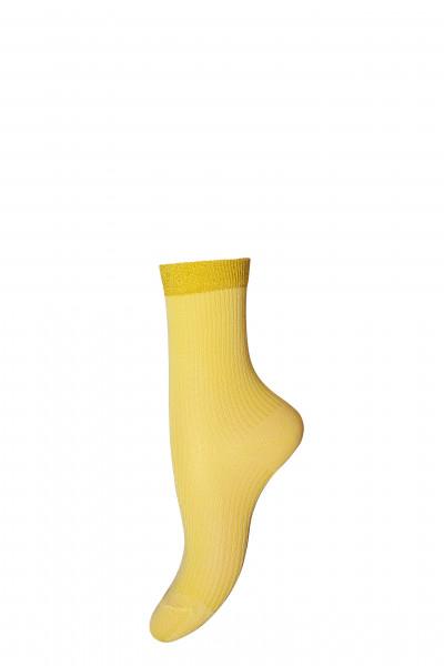 mp Denmark, Ankle Grace Socks, Yellow
