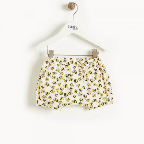 the Bonnie Mob, Biarritz, Bloomer Shorts, Bees