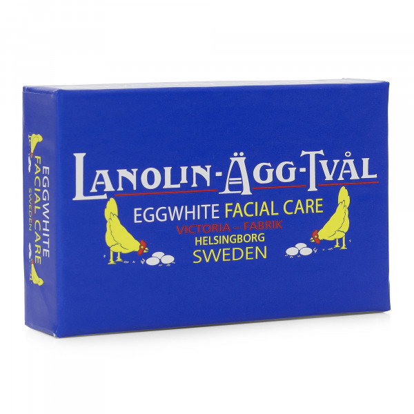 Victoria Soap, Lanolin Egg Face Soap