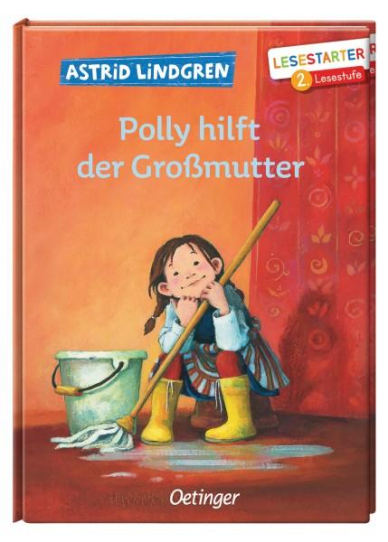 Polly hilft Großmutter