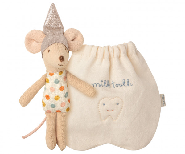 Maileg, Tooth fairy Mouse, Little