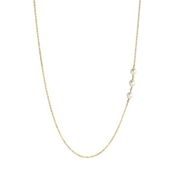Maria Black, Tessoro Necklace Gold