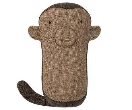 Maileg, Noah's Friends Monkey Rattle