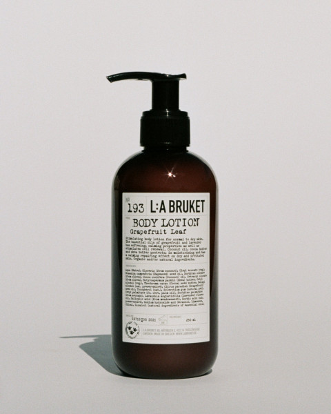 "L:A Bruket No.193 ""Body Lotion"" Grapefruit leaf"