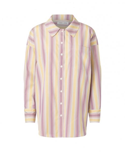 Samsøe Samsøe, Arielle Shirt, Space Stripe