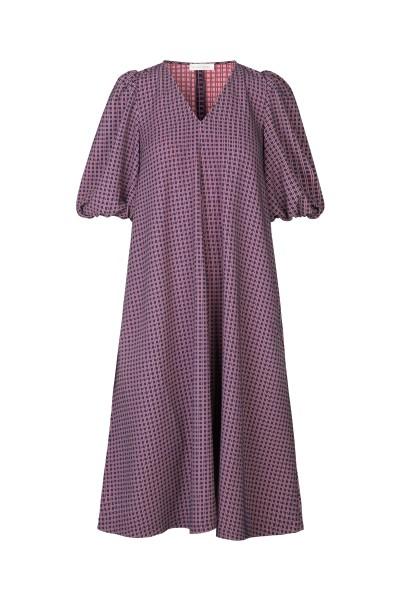 Stine Goya, Mavelin, Dress Long, Grid