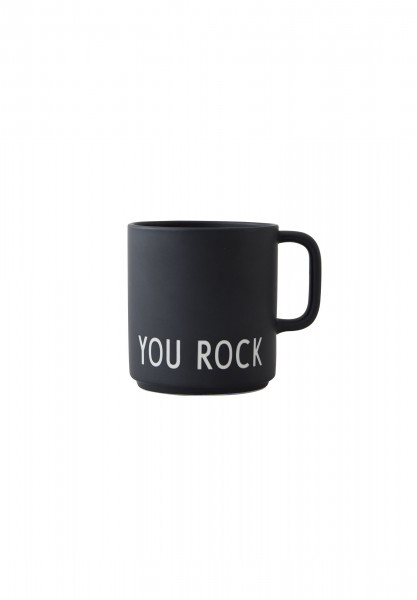 Design Letters, Favourite cups with handles, YOU ROCK