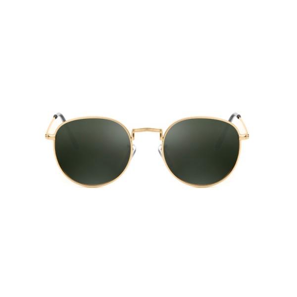 A. Kjærbede, Hello, Gold Green Lense