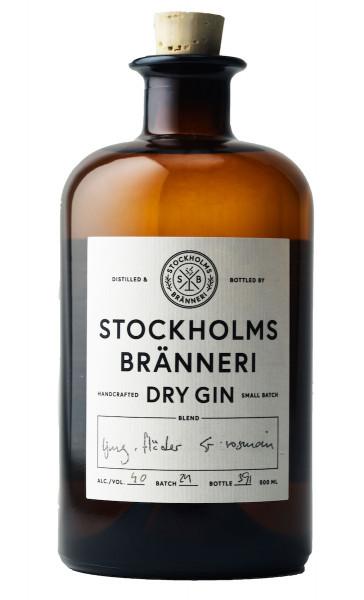 ORIGINAL STOCKHOLMS BRÄNNERI DRY GIN - 500ML