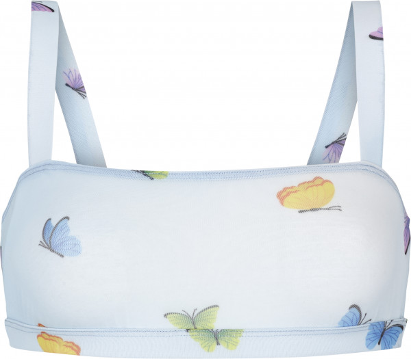 OW Intimates, Butterfly Bra, Dusty Blue