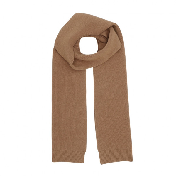 Colorful Standard, Merino Wool Scarf, Sahara Camel