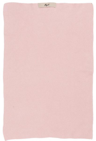 Ib Laursen, Handtuch Mynte English Rose gestrickt