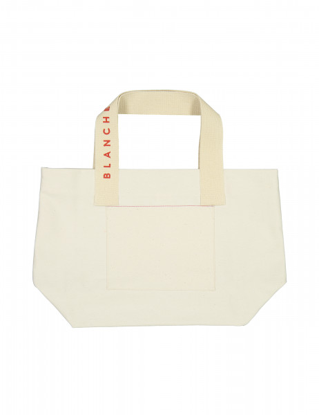 Blanche, Tote Denim Bag